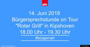 Bürgersprechstunde im Juni 2018 @ Spielplatz Kipshoven | Wegberg | Nordrhein-Westfalen | Deutschland