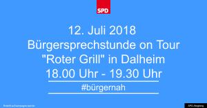 Bürgersprechstunde im Juli 2018 @ Parkplatz an der Kirche | Wegberg | Nordrhein-Westfalen | Deutschland