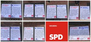 Dafür steht die SPD Wegberg