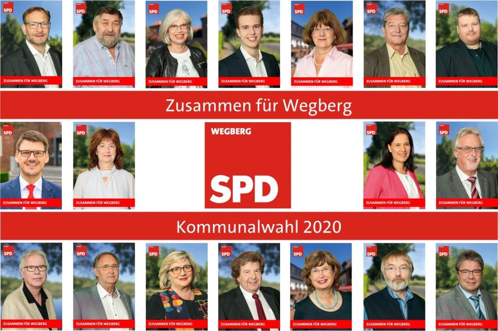 Unser Team für die Kommunalwahl